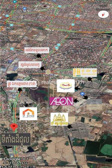 residential Land/Development1 for rent2 ក្នុង Russey Keo3 ID 1137904 1