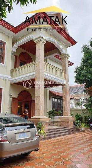 residential Villa for sale in Toul Kork ID 115325 1