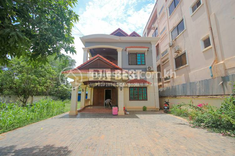residential House for rent in Svay Dankum ID 115121 1