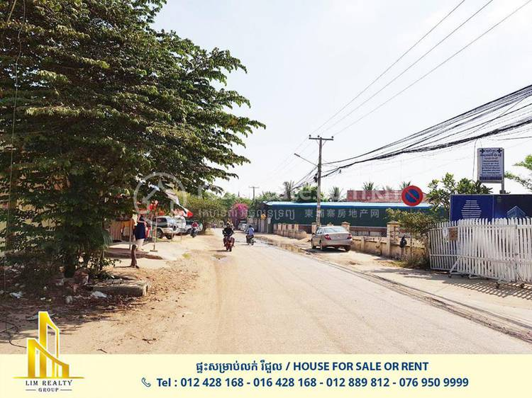 residential House for sale in Phnom Penh Thmey ID 113597 1