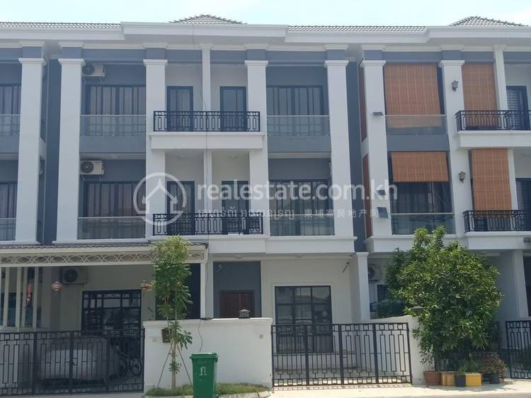 residential Terrace for rent in Chak Angrae Leu ID 113690 1