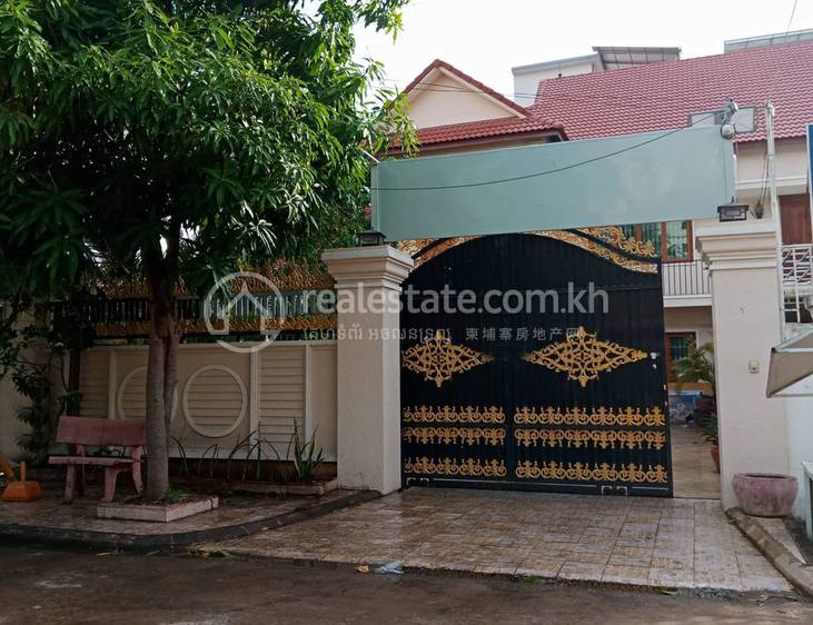 residential Villa for rent in Boeung Kak 1 ID 115421 1