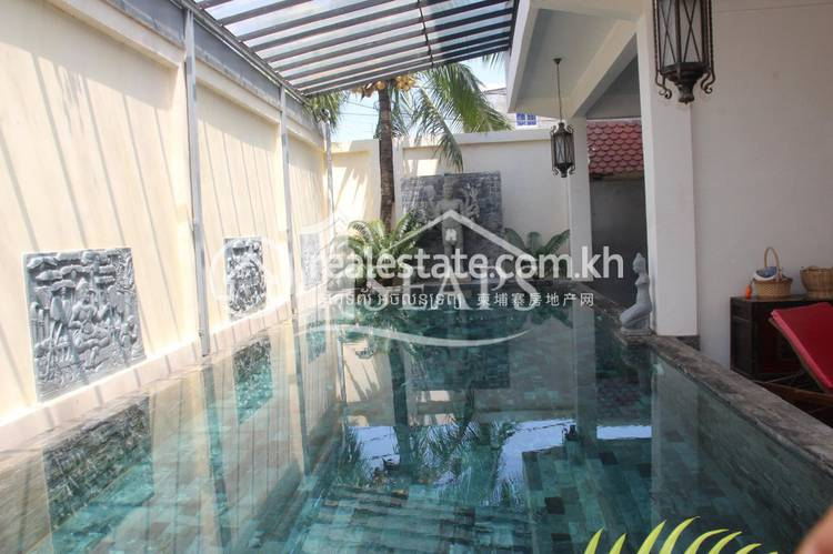residential Villa for sale in Srah Chak ID 116670 1