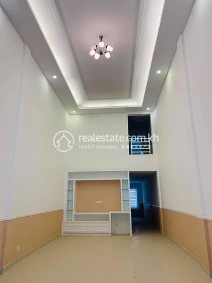 residential Shophouse for rent in Tuek Thla ID 117121 1