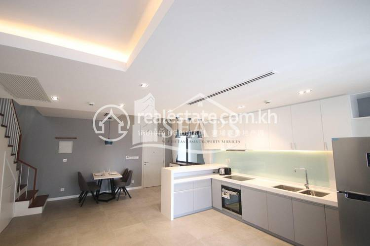 residential Apartment for rent in Boeung Trabek ID 117599 1