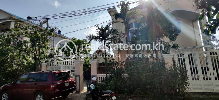residential Villa for rent in Phnom Penh ID 117649 1