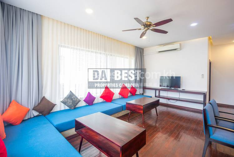 residential Apartment for rent in Svay Dankum ID 116823 1