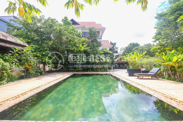 residential Villa for rent in Svay Dankum ID 117073 1
