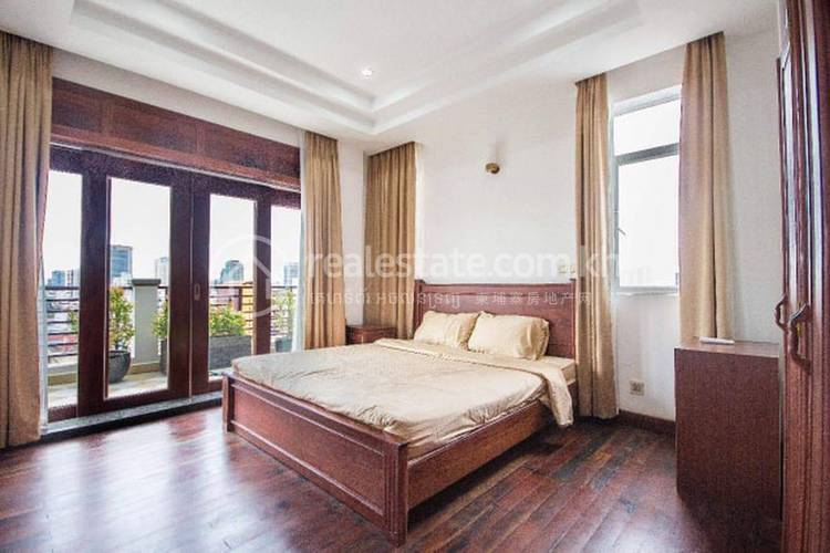 residential Apartment for rent in Toul Tum Poung 1 ID 116921 1