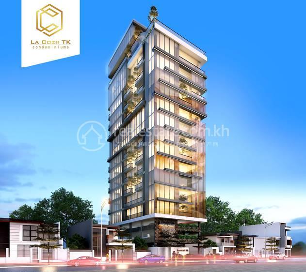 La Cozii TK Condominium for sale in Boeung Kak 2 ID 116759 1