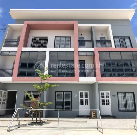 residential Villa for sale in Khmuonh ID 116925 1