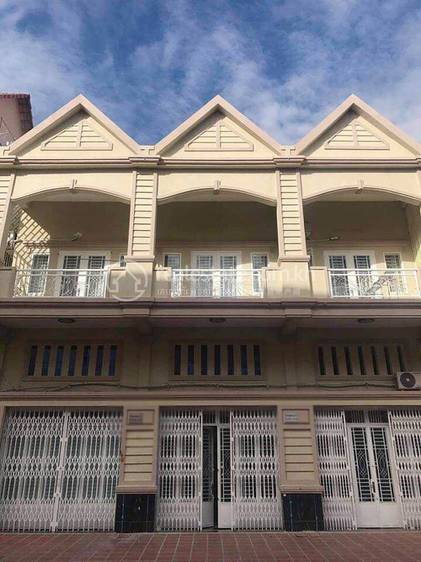 residential Flat for sale & rent in Tuol Sangke ID 115783 1