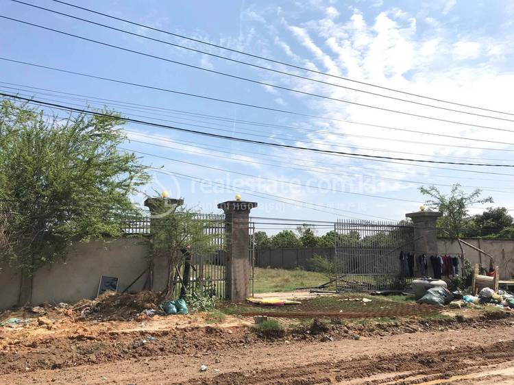 residential Land/Development for rent in Phnom Penh Thmey ID 117502 1