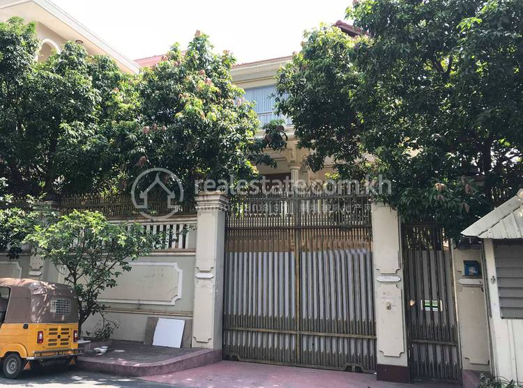 residential Villa for rent in Toul Svay Prey 1 ID 117514 1