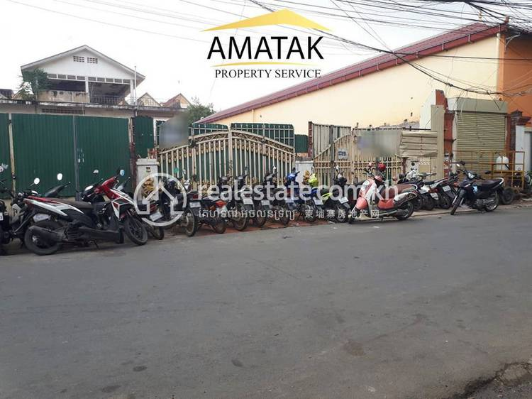 commercial Land/Development for sale in Veal Vong ID 117894 1
