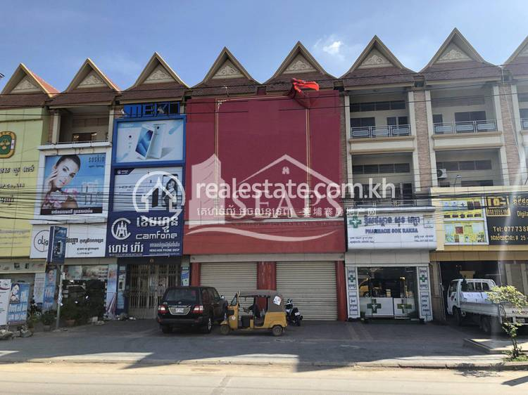 residential House1 for rent2 ក្នុង Stueng Mean chey3 ID 1179564 1