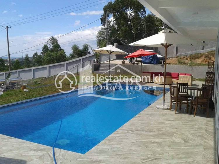 residential Villa for sale in Sihanoukville ID 118090 1