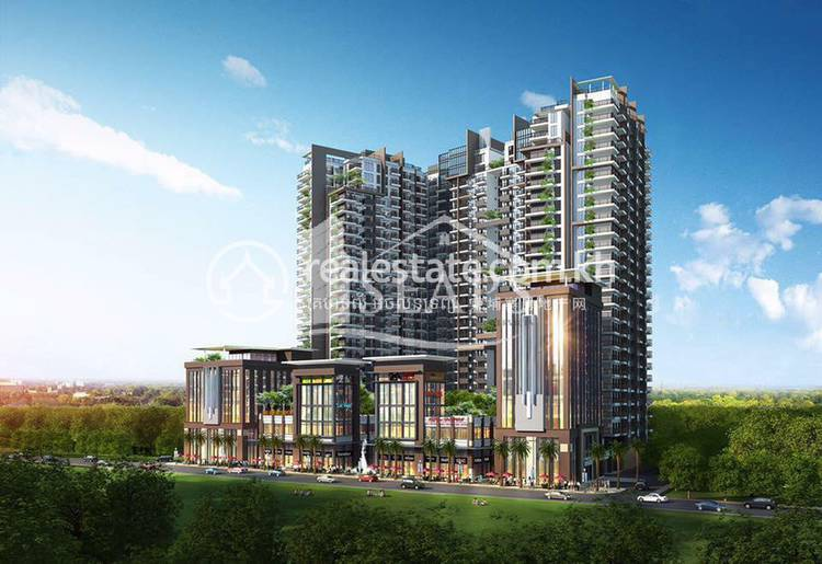 residential Apartment for sale in Sihanoukville ID 118116 1