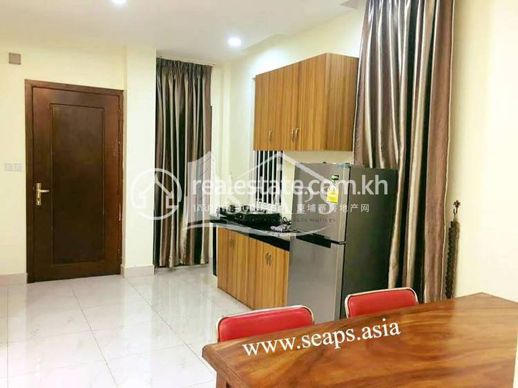 residential Apartment for rent in Toul Tum Poung 1 ID 118275 1