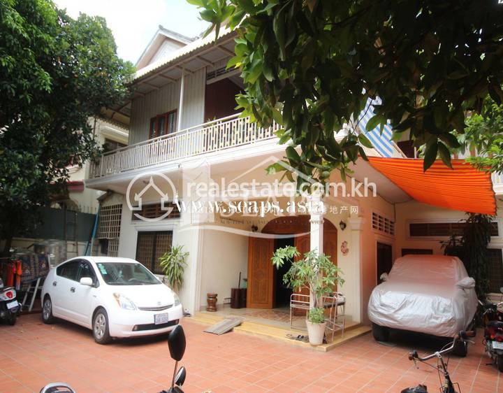residential House for rent in Toul Tum Poung 1 ID 118467 1
