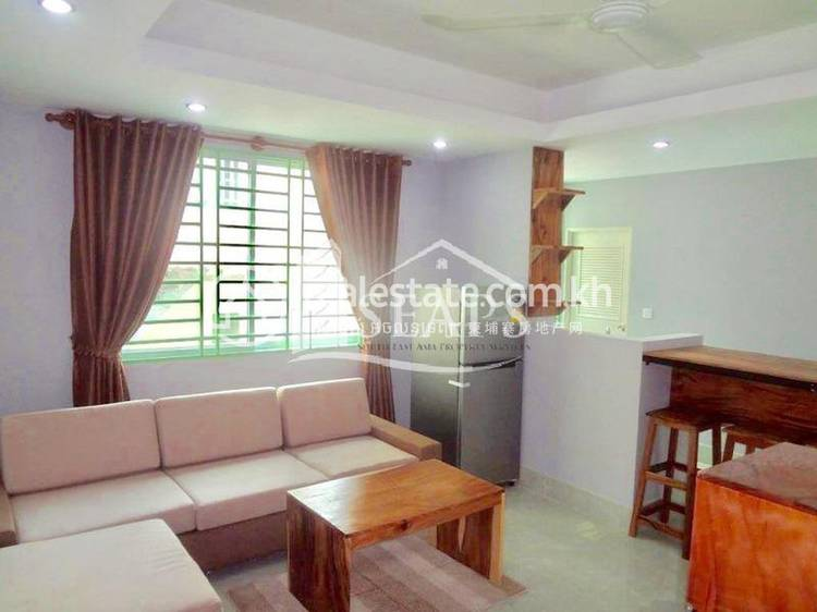 residential Apartment for rent in BKK 3 ID 118669 1