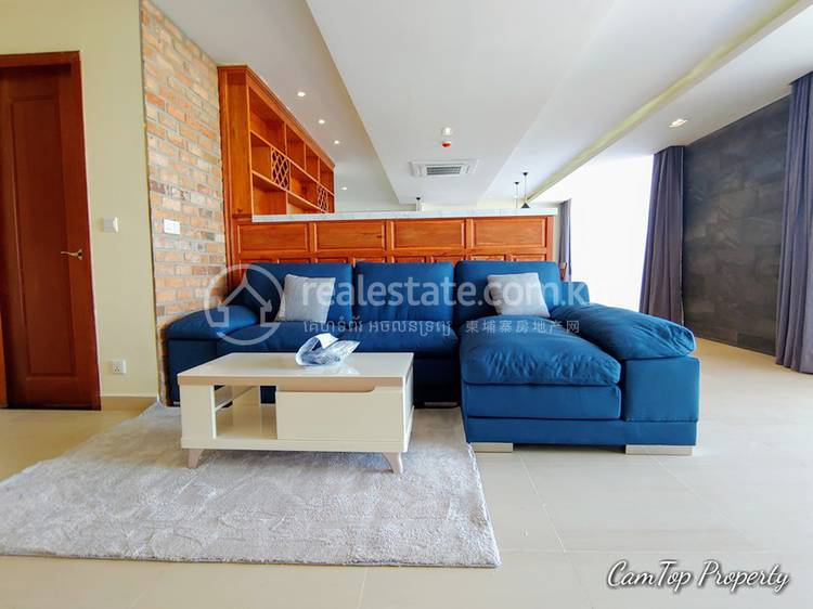 residential Apartment for rent in Tonle Bassac ID 120358 1