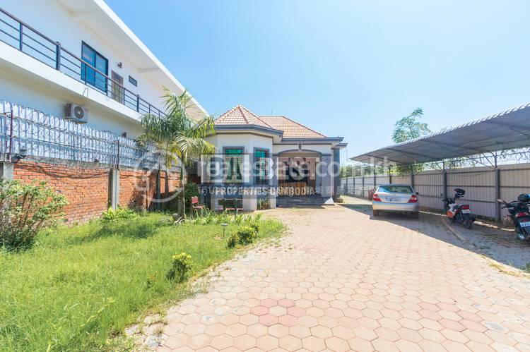 residential House for rent in Svay Dankum ID 120701 1