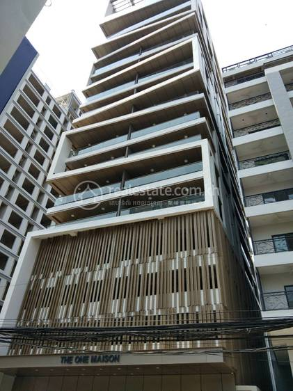 residential Apartment for rent in BKK 1 ID 119901 1