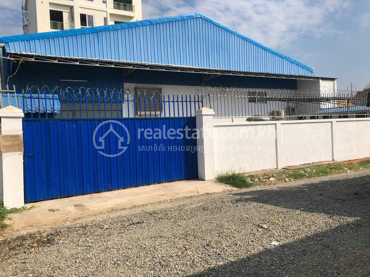 commercial Warehouse for rent in Phnom Penh Thmey ID 120928 1