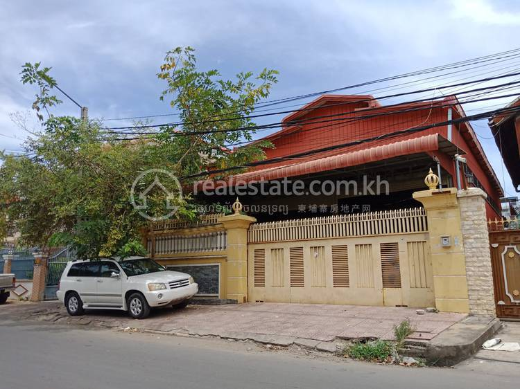 commercial Warehouse for rent in Phsar Depou III ID 117891 1
