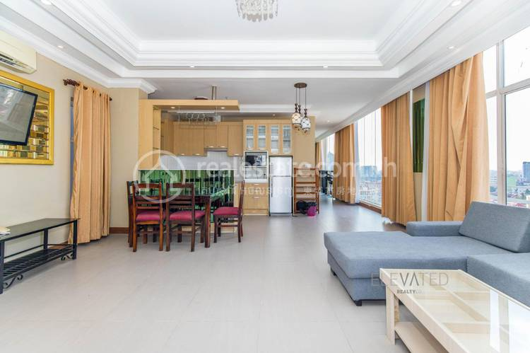 residential Apartment for rent in Toul Tum Poung 2 ID 117856 1
