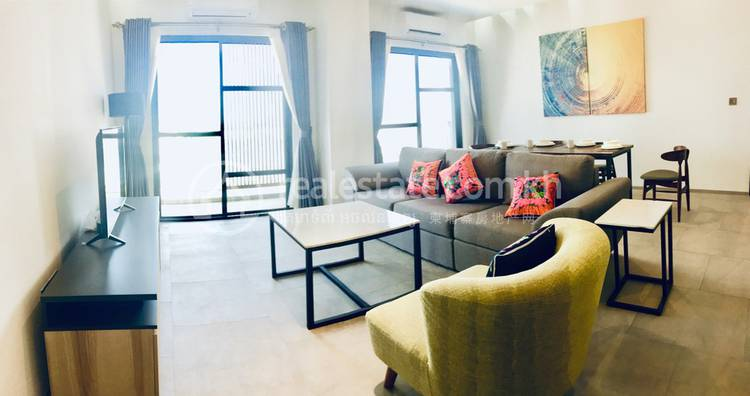 residential Apartment for rent in Phnom Penh Thmey ID 122166 1
