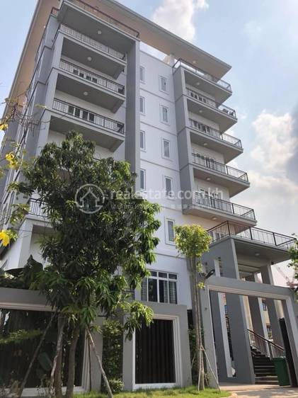 residential Apartment for rent in Tuek Thla ID 122363 1