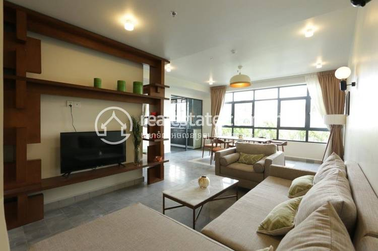 residential ServicedApartment for rent in Daun Penh ID 121954 1
