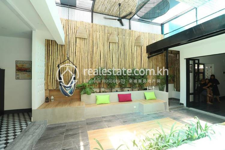 residential Shophouse for rent in Chamkarmon ID 121955 1