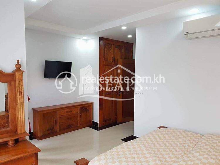 residential Apartment for rent in Toul Tum Poung 1 ID 122029 1