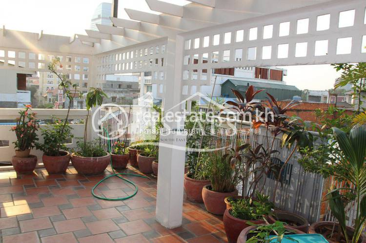residential Apartment for rent in Phsar Chas ID 122034 1