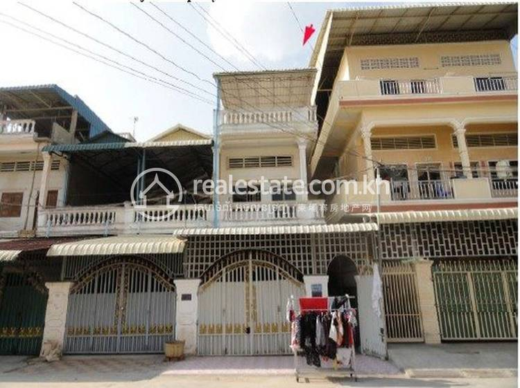 residential Apartment for sale in Tuek L'ak 3 ID 122293 1