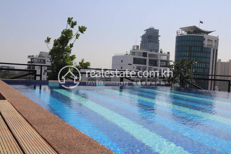 residential Apartment for rent in BKK 1 ID 122850 1
