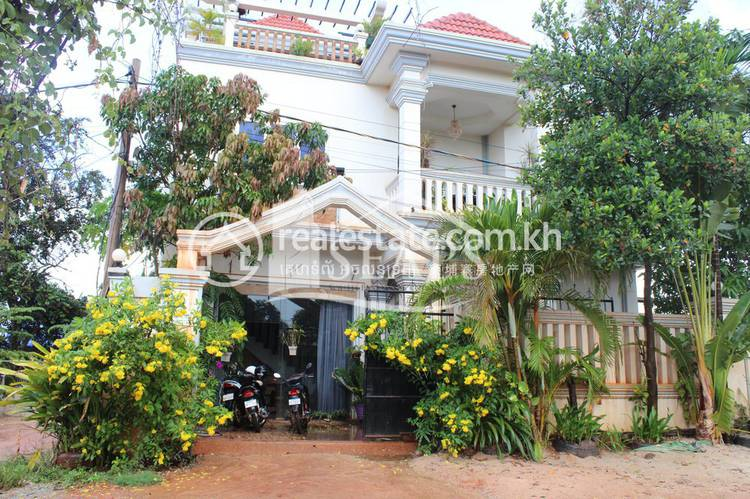 commercial Hotel for rent in Siem Reap ID 122901 1