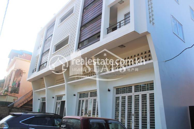 residential Villa for rent in Siem Reap ID 122912 1