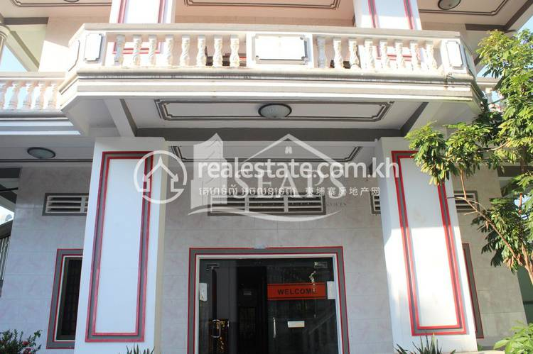 commercial Hotel for rent in Siem Reap ID 122916 1
