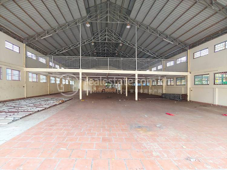 commercial Warehouse for rent in Tuek Thla ID 122579 1