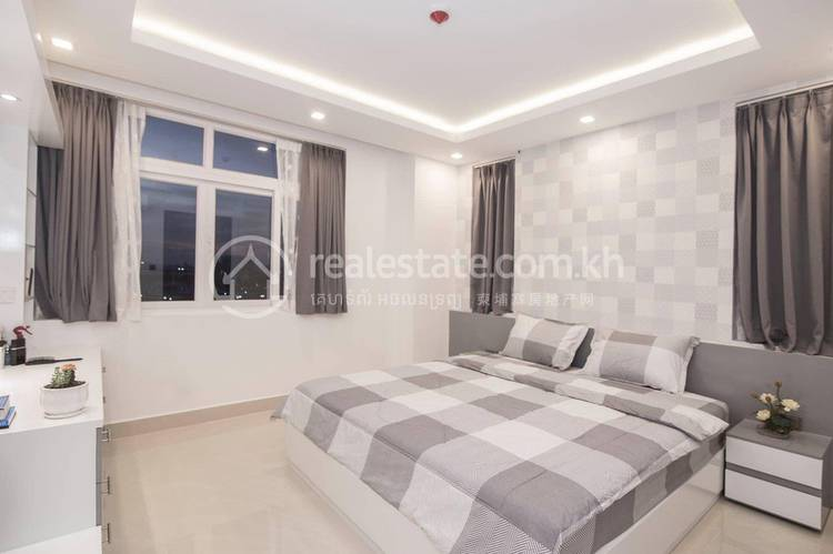 residential ServicedApartment for rent in Boeung Prolit ID 123069 1