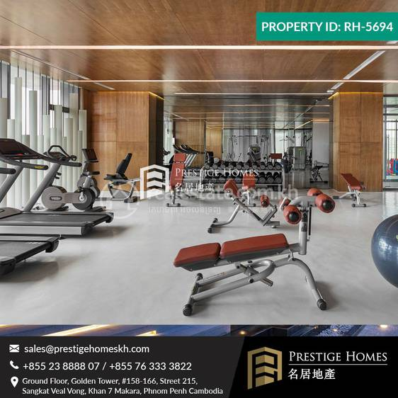 residential Condo for sale in Tonle Bassac ID 121847 1