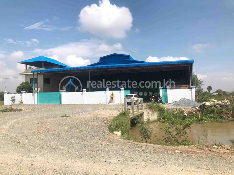 commercial Warehouse for rent in Dangkao ID 122159 1