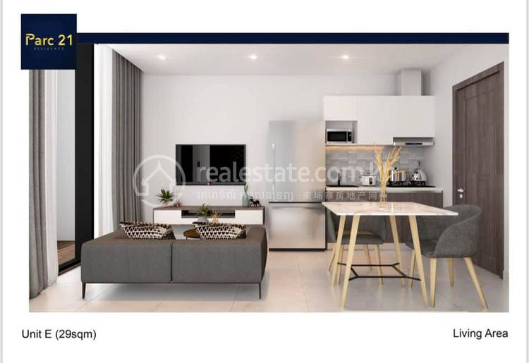 residential Studio for rent in Boeung Trabek ID 123162 1