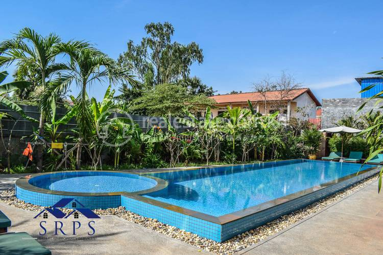 residential Apartment for rent in Svay Dankum ID 122768 1