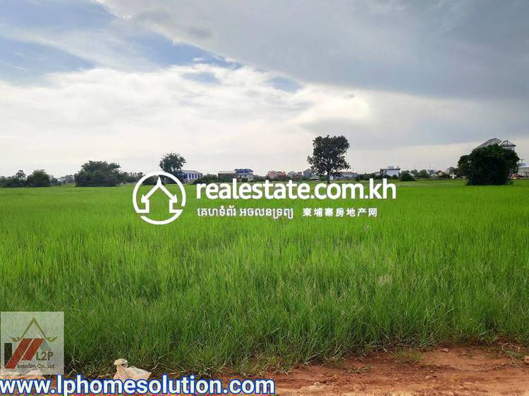 residential Land/Development1 for sale2 ក្នុង Chreav3 ID 1196454 1