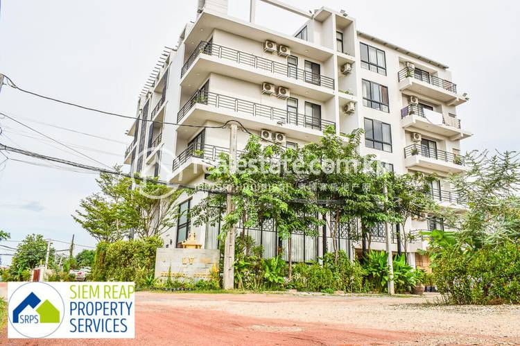 residential Apartment for rent in Siem Reab ID 122735 1
